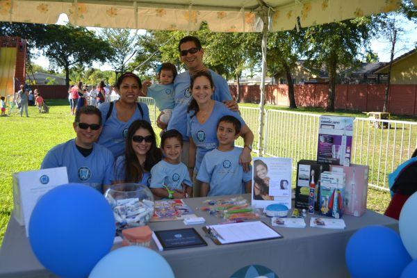 Dr. Merlo & Friends at La Fofi's Rainbow Foundation